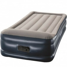 BESTWAY Airbed with Integrated Electro Pump (191x97x46cm)