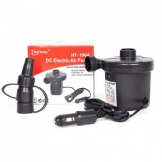 BESTWAY HT-196 A DC 12 V Car Auto Air Pump - Black
