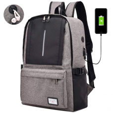 Bag Backpack USB