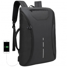 Fold-able Bag Backpack USB