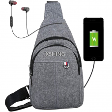 USB Charging Designer Hand Bag