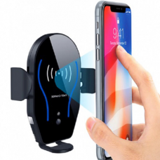 Car Mount Qi Fast Wireless Charging
