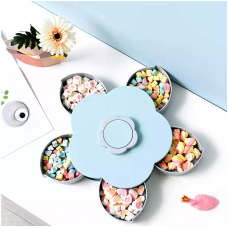 Flowers Overflow Candy Box