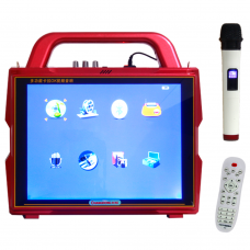 CHANCHONG Speaker with digital screen
