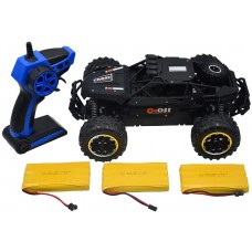 Blomiky Remote Control High Speed RC Truck Car Vehicle Rock Through with Extra Battery C58R