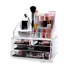 Acrylic Organizer Box For Cosmetics
