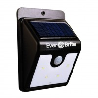 Lighting EverBrite Ever Bright BRITE-MC12 / 4 Ever Bright Motion Activated LED Solar Light