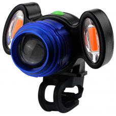 3000 Lumen USB Interface LED Bicycle Light Headlamp Bike Headlight 3 Mode Mountain Bike Road Bicycle Front Light