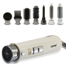 Gemei 8 in 1 Professional Hot Air Styler GM-4832